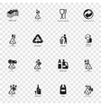 recycles icon set simple style vector image