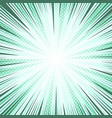 comic bright green explosive background vector image vector image