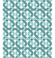 Interweaving seamless pattern Abstract background vector image