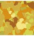 Autumn seamless vector image vector image