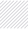 dashed lines minimal seamless pattern abstract vector image vector image