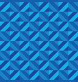 abstract geometric background design blue color vector image