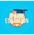 Flat for e-learning and online