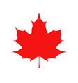 happy canada day card sticker for markets shops vector image