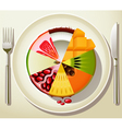 Healthy Diet vector image vector image