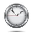 mechanical clock vector image vector image