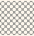 mesh seamless pattern geometric texture vector image vector image