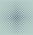 geometrical halftone diagonal ellipse pattern vector image vector image