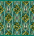 modern greek geometric 3d seamless pattern trendy vector image