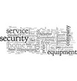 are free security systems worth money vector image vector image