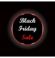 black friday hot sale vector image