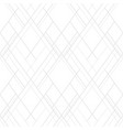 seamless hatch pattern monochrome background vector image vector image