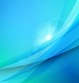 Abstract blue background Summer background Wave vector image