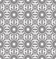 lace pattern geometric seamless vector image vector image