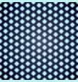 seamless geometric pattern on dark blue background vector image vector image