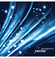 Abstract Light glow Background vector image vector image