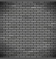 grey brick wall industrial construction vector image