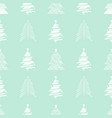 new year christmas seamless pattern with christmas vector image vector image