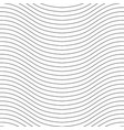 waves background seamless texture vector image