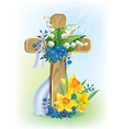 Easter cross vector | Price: 3 Credits (USD $3)