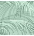 Palm Leaf Jungle Background vector image vector image