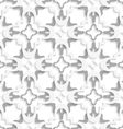 Pattern with white and gray layers vector image vector image
