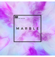 purple marble vector image