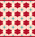 abstract geometric colored seamless pattern for vector image vector image