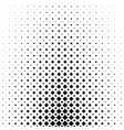 abstract square pattern background - monochrome vector image vector image