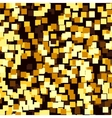 gold sparkle glitter seamless background vector image vector image