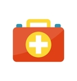 First aid symbol vector image vector image