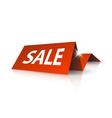sale anouncement vector image vector image