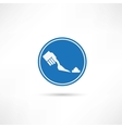 Clean up icon vector image
