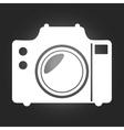 photography studio icon vector image