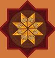 Baklava 5 vector image