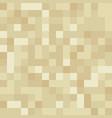 pixel minecraft style land block background vector image vector image