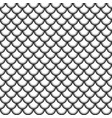 seamless pattern fish scales asian style vector image vector image