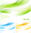 Colourful design vector image vector image