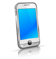 Mobile cell smart phone vector | Price: 1 Credit (USD $1)