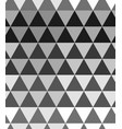 monochrome halftone seamless pattern background vector image vector image