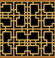 seamless pattern traditional asian vector image