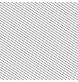 seamless stripes pattern thin diagonal lines vector image vector image