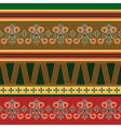 Traditional northern ornament vector image
