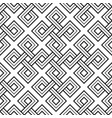 viking seamless pattern - engraved gold vector image vector image