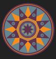 mandala ethnic image vector image