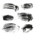 abstract hand drawn textures vector image