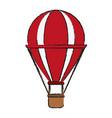 ballon draw vector image vector image