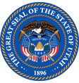 Utah seal vector image vector image