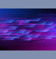 high speed hi-tech background vector image vector image