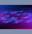 high speed hi-tech background vector image